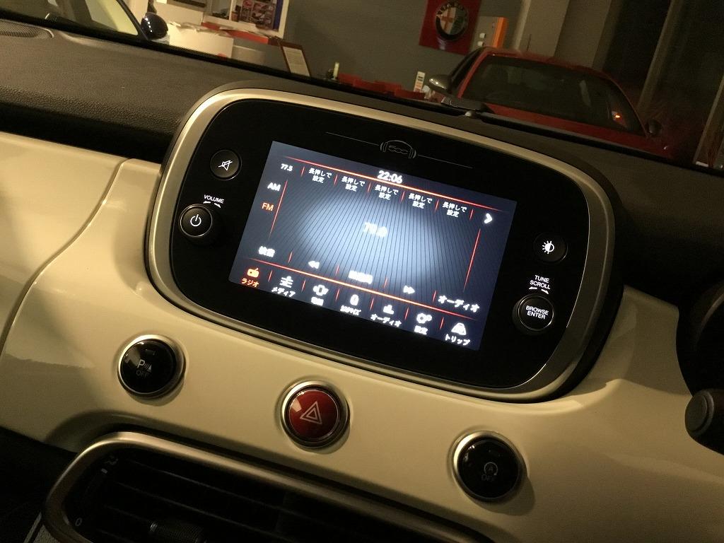 500X+Apple Carplay/Android Auto 3/10sat-11sun