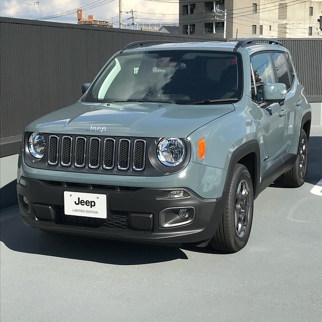 Renegade Safety Edition