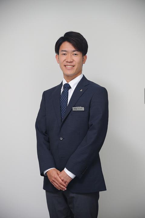 セールススタッフ 今村 夏輝