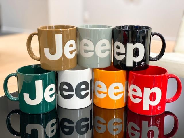 Jeep® BIGロゴ マグカップ