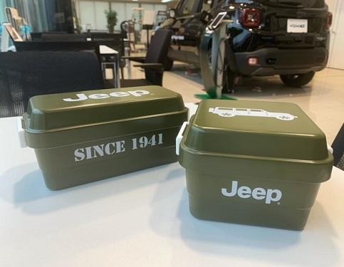 Jeep BENTO-BOX Aタイプ・Bタイプ