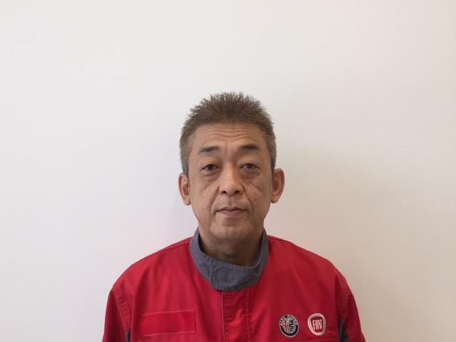 メカニック 山口輝男