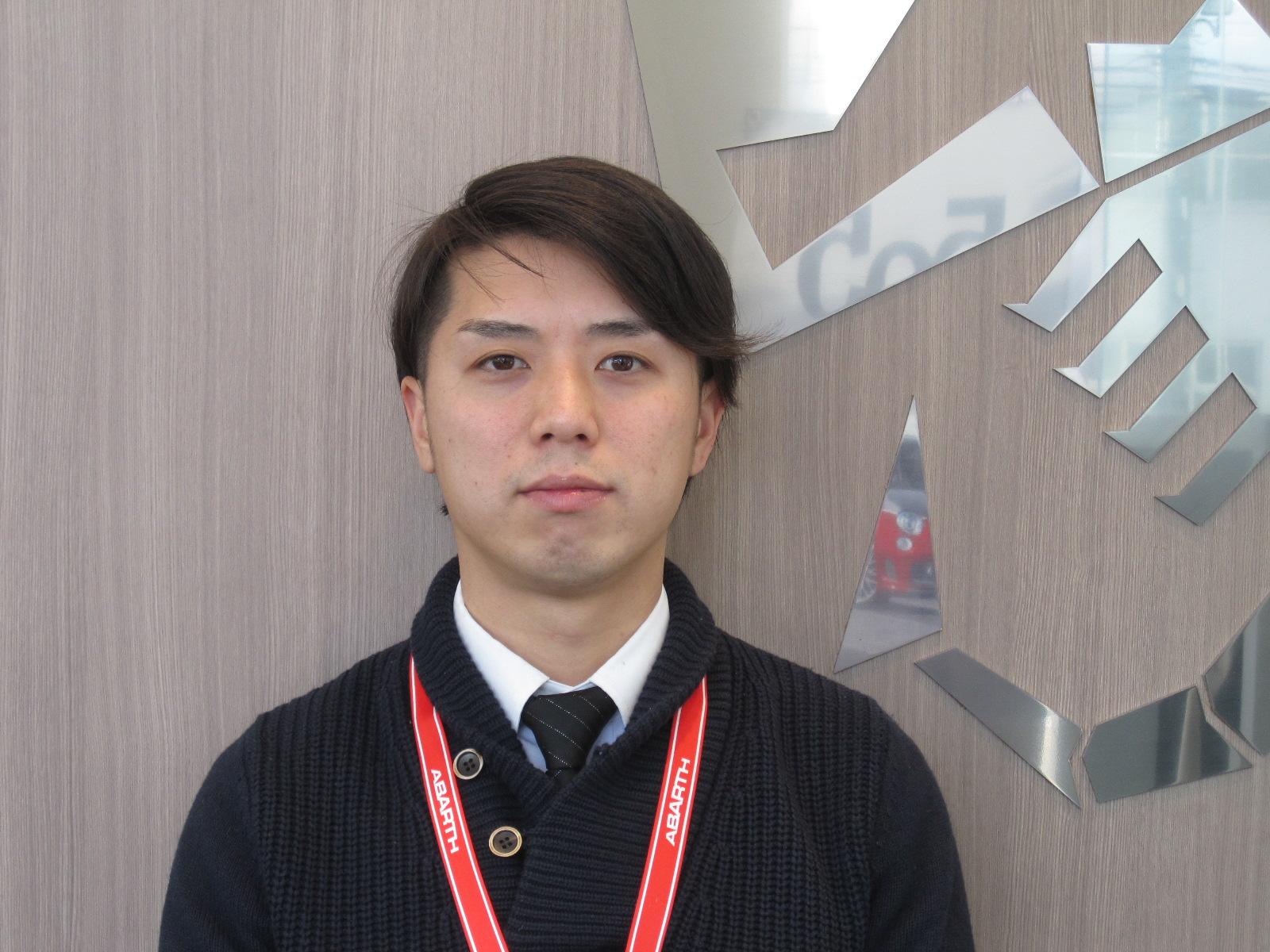 営業主任 篠 智彦