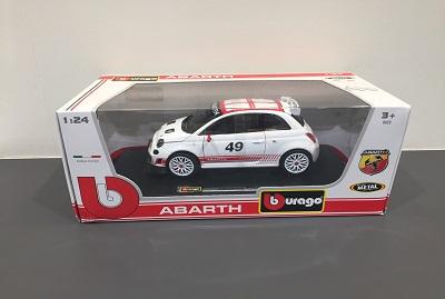 1/24 ABARTH 500 assetto corse