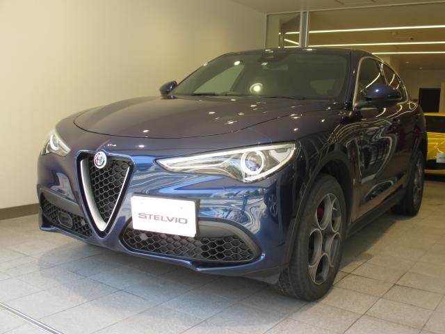 STELVIO 2.0 TURBO Q4 SPORT PACKAGE