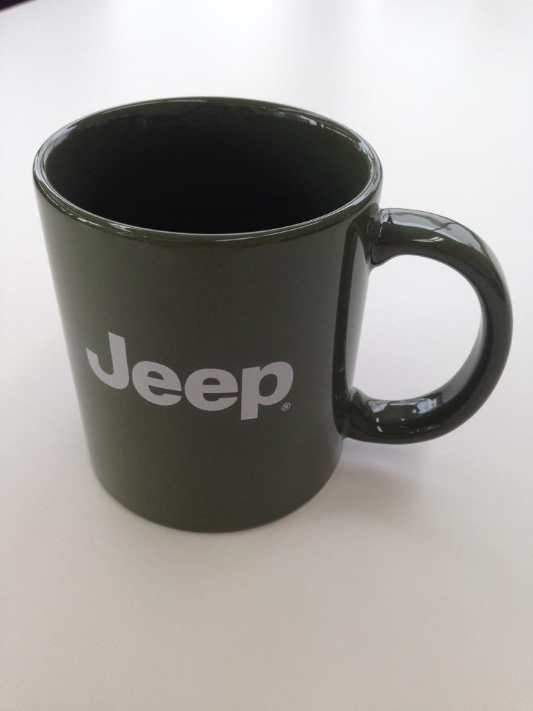 【Jeep マグカップ】