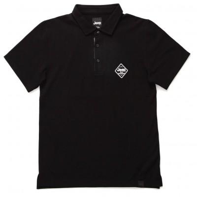 Black by VANQUISHコラボポロシャツ