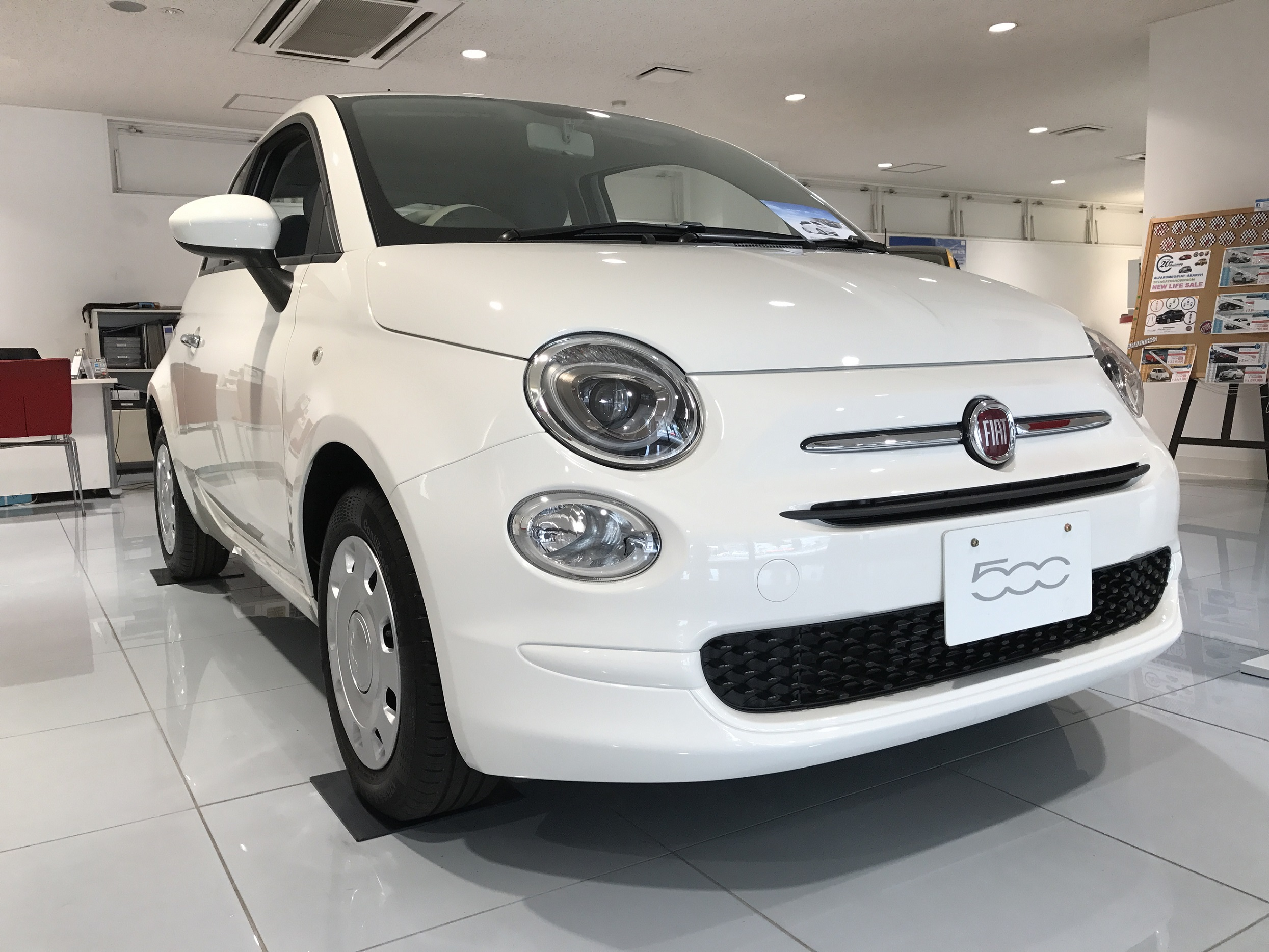 FIAT 500 Limited Edition♪♪