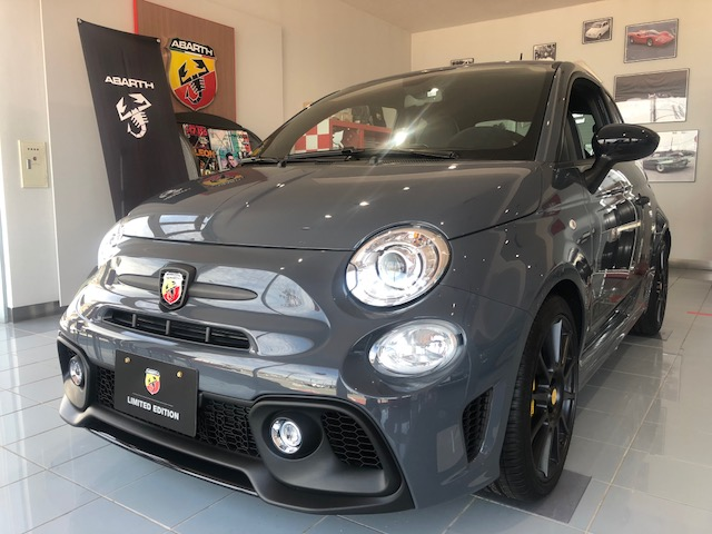 ABARTH 595 Competizione Performance Package II
