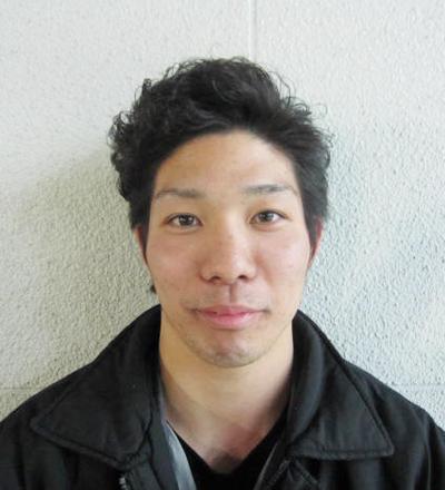 テクニシャン 古賀 健太郎