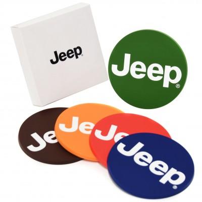 Jeep® コースターセット