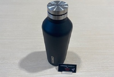 ABARTH × CORKCICLE CANTEEN (9oz/270ml)