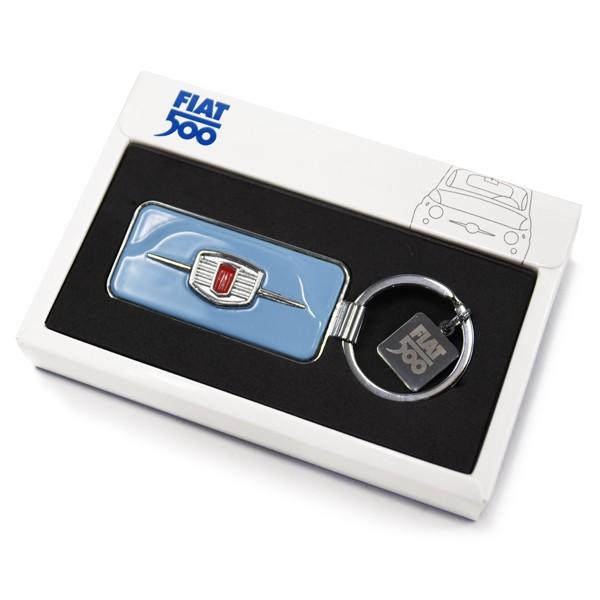 FIAT NUOVA500 フロングリルキーリング