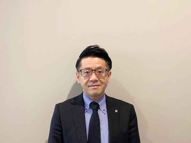 セールススタッフ 係長 川原田 洋平