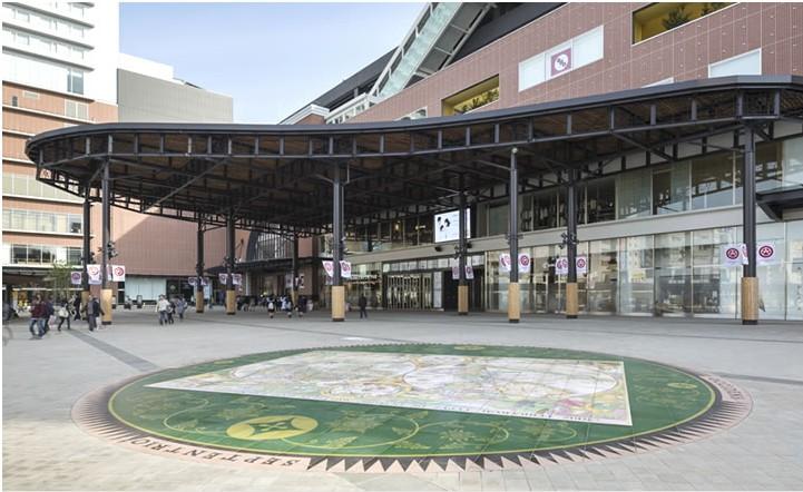 10/6-7は大分駅前広場でジープ展示会を行います!
