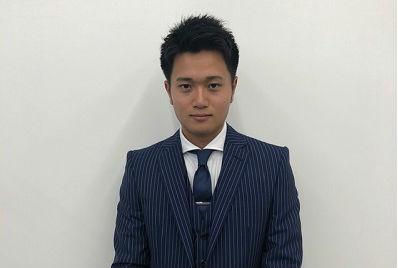 セールススタッフ 高橋 勇太
