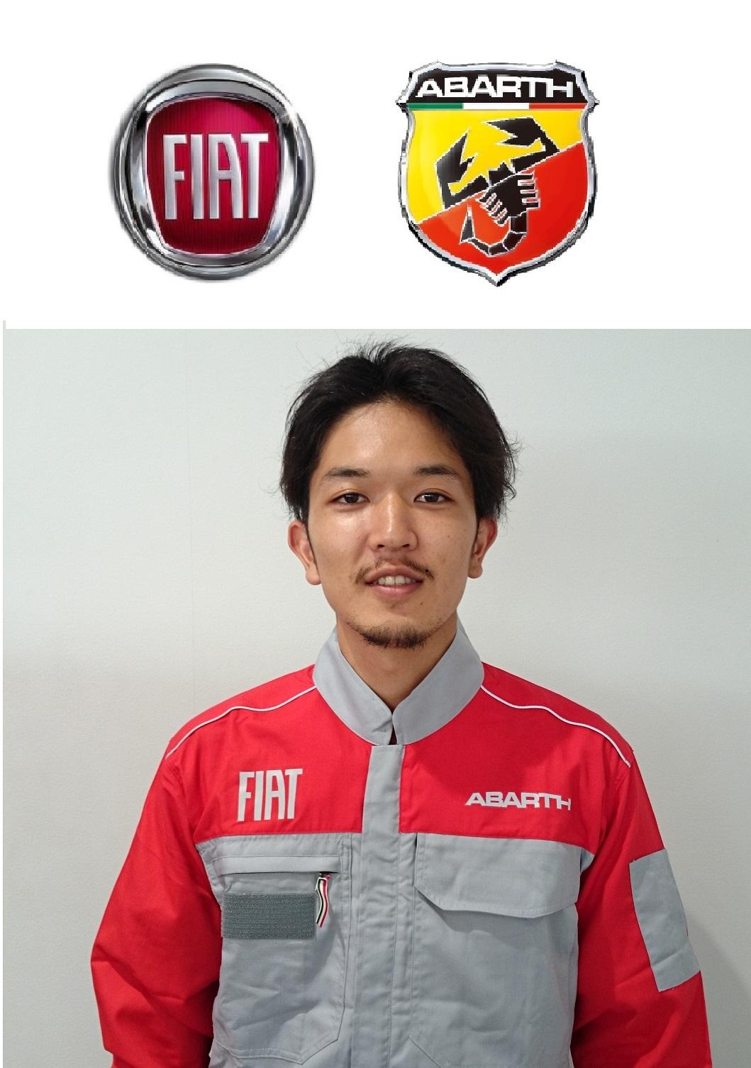 テクニシャン 黒田 雄大