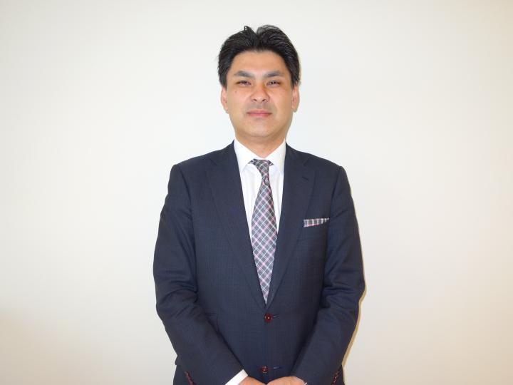 セールスマネージャー 武田 義和