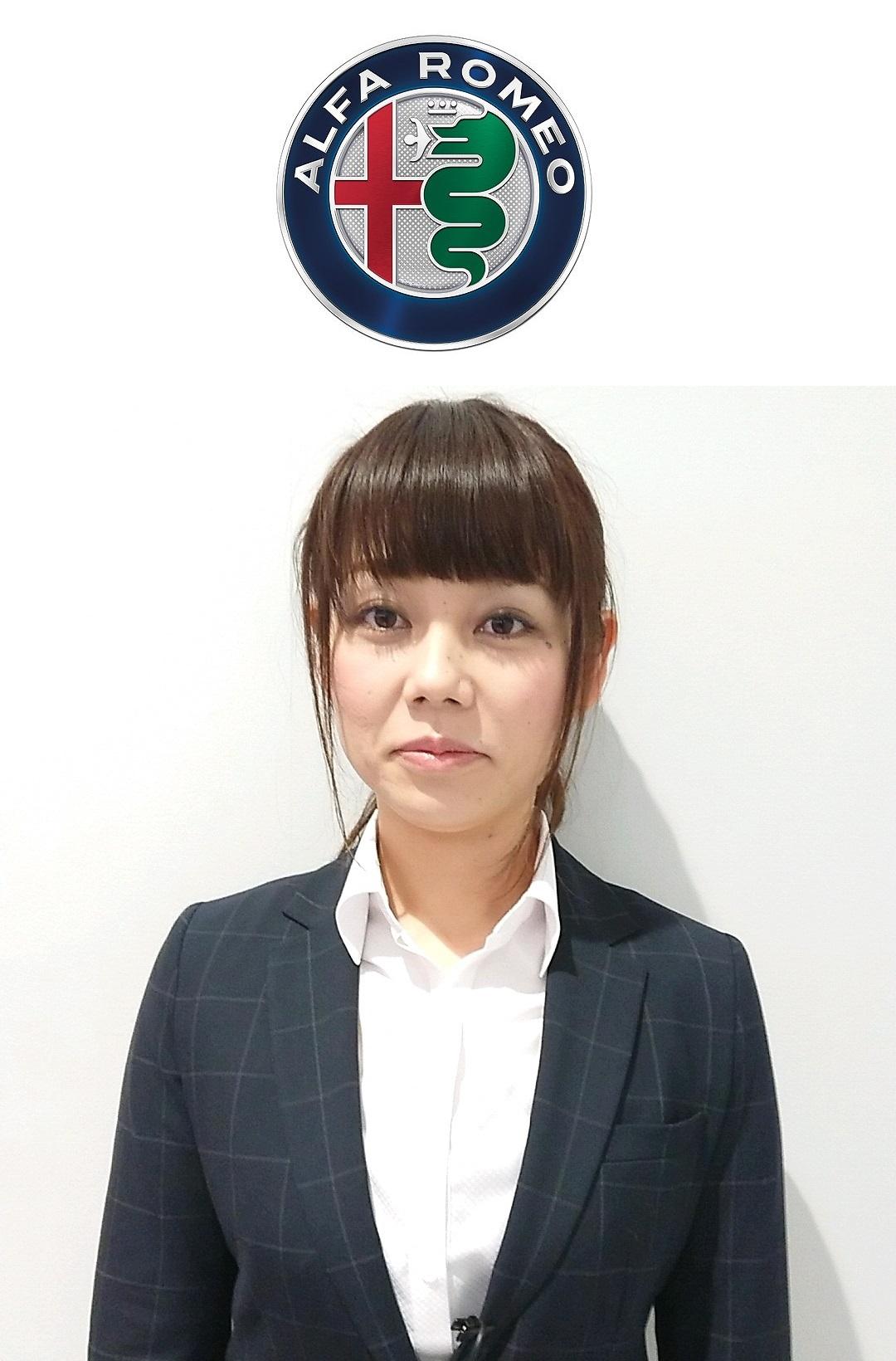 ショールームスタッフ 山田 真梨子