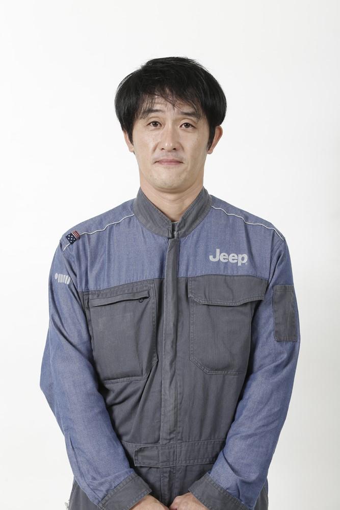 テクニシャン(CJメカニック資格1級) 武藤 裕之