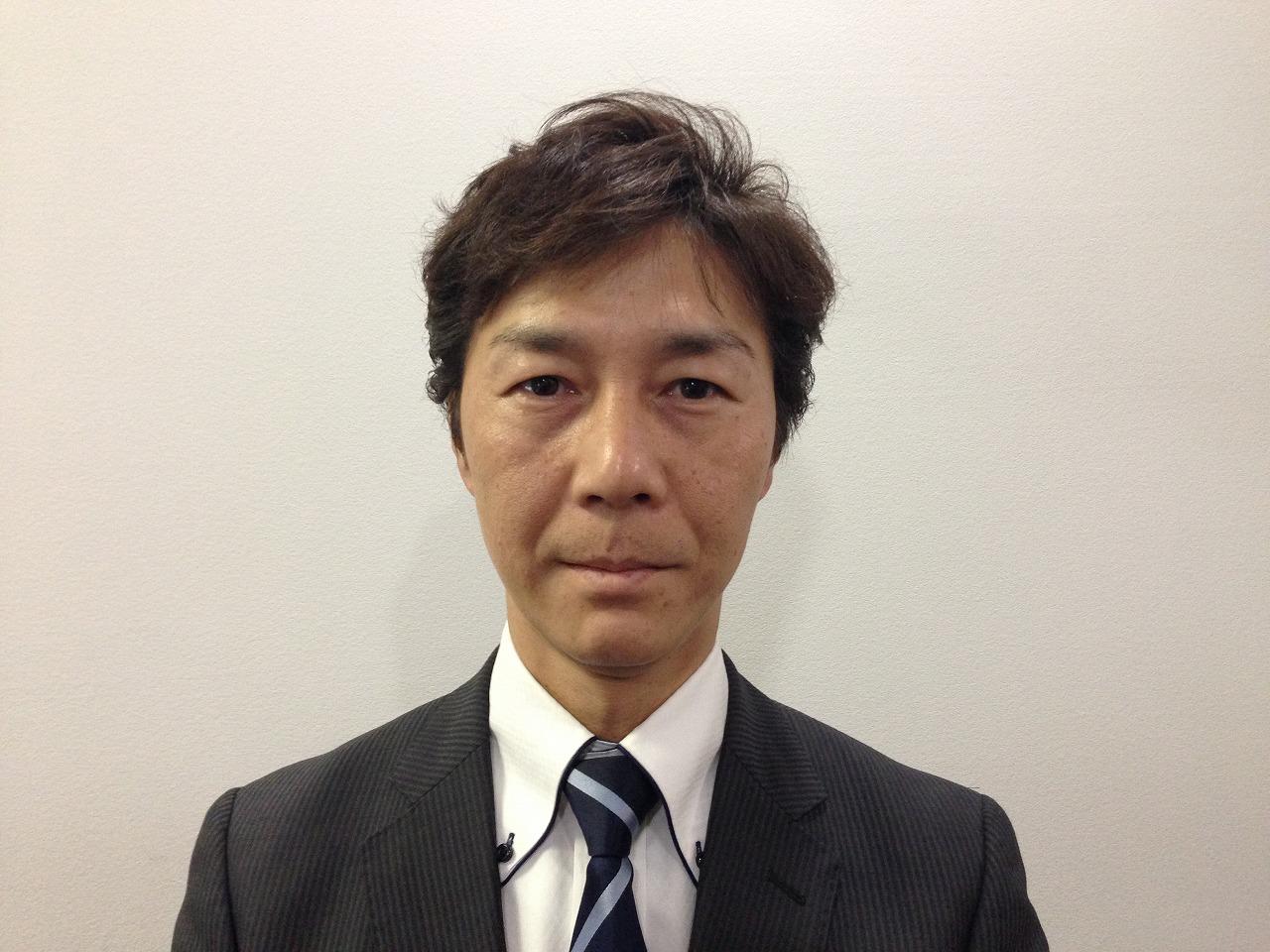 店長 原田健二