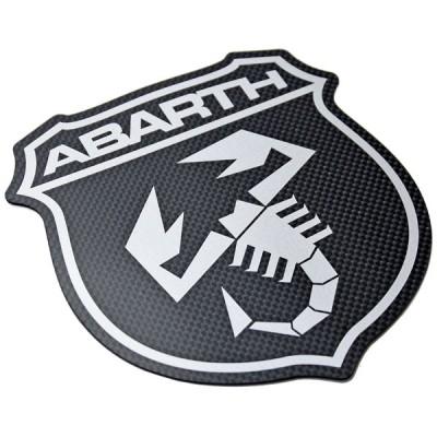 ABARTH リアルカーボンマウスパッド