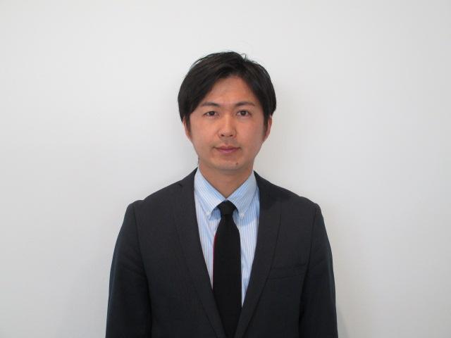 アシスタントマネージャー 山田 寛行