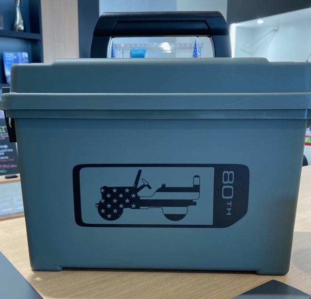 80周年記念ツールボックス