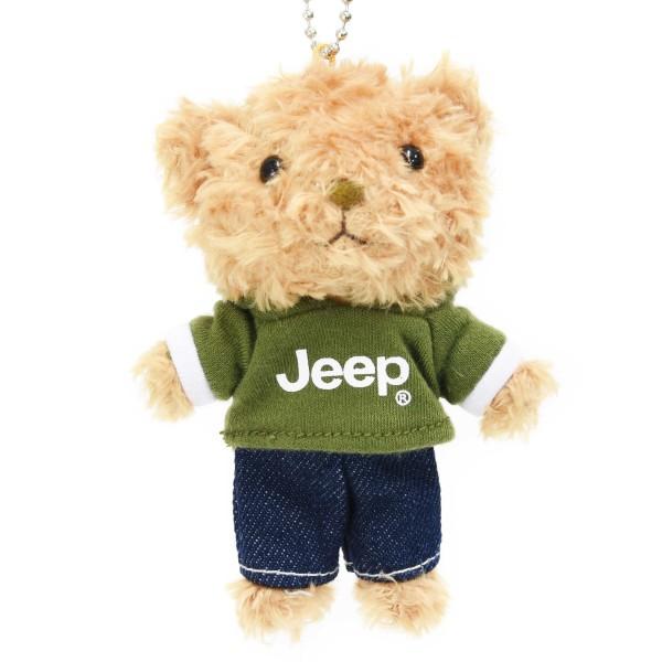 Jeep® ベア マスコットストラップ