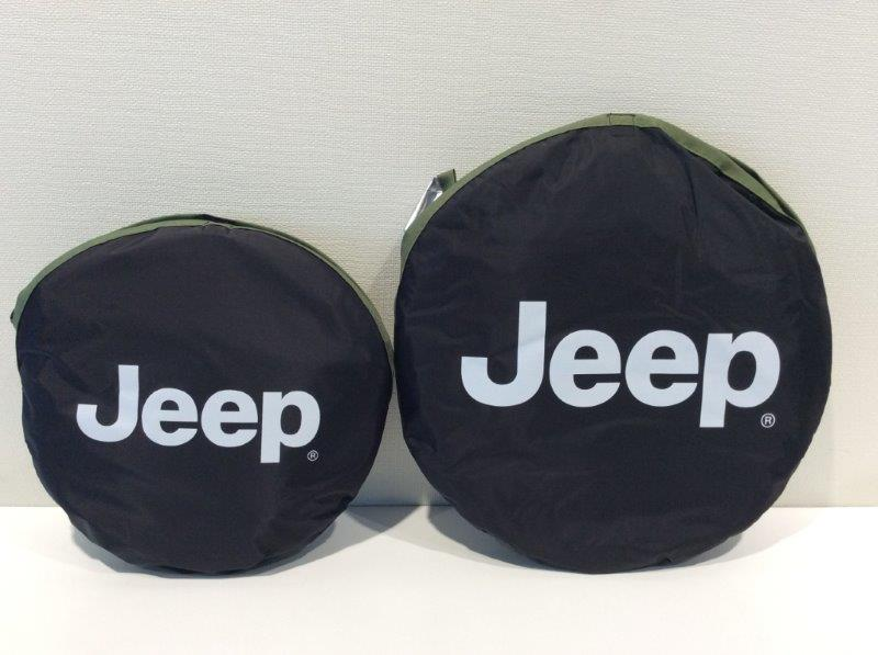Jeepサンシェード
