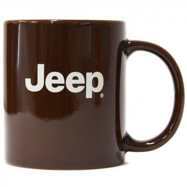Jeep® マグカップ ブラウン