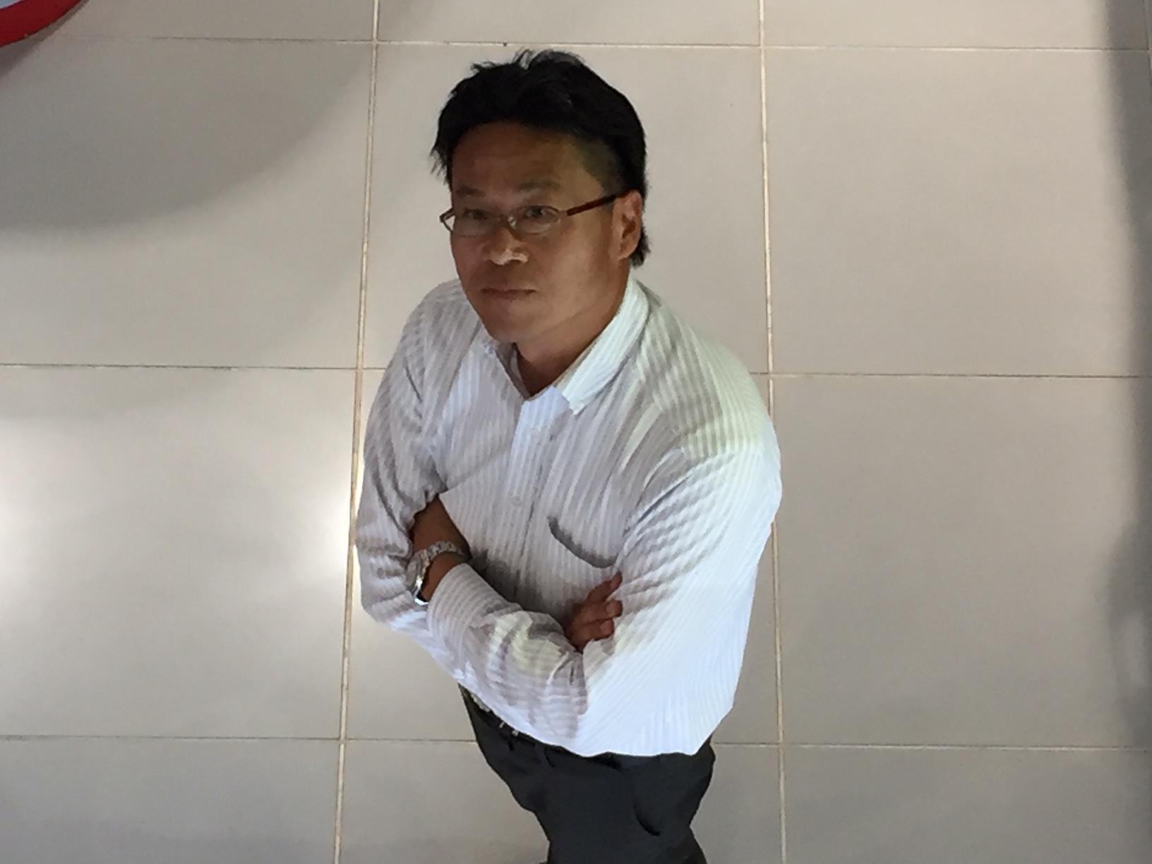 セールス 長谷川 勉