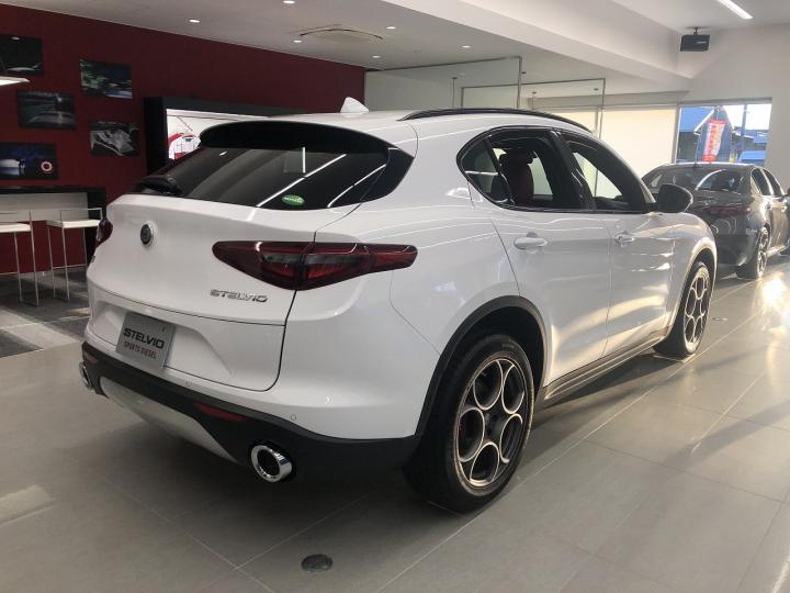 STELVIO 2.2 TURBO DIESEL Q4 SPORT PACKAGE