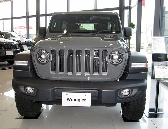 Wrangler(JL) Unlimited Rubicon