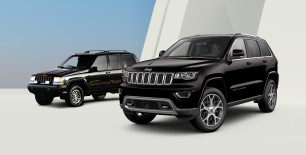 Jeep Grand Cherokee Sterling Edition  Debut Fair
