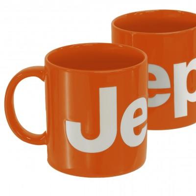 Jeep® BIGロゴマグカップ