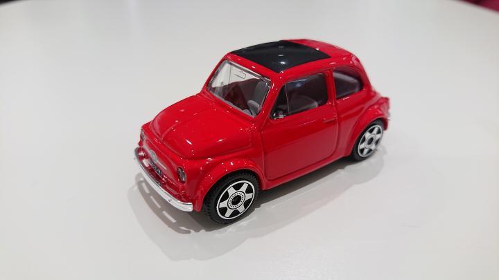 1/43 500 1965 モデルカー
