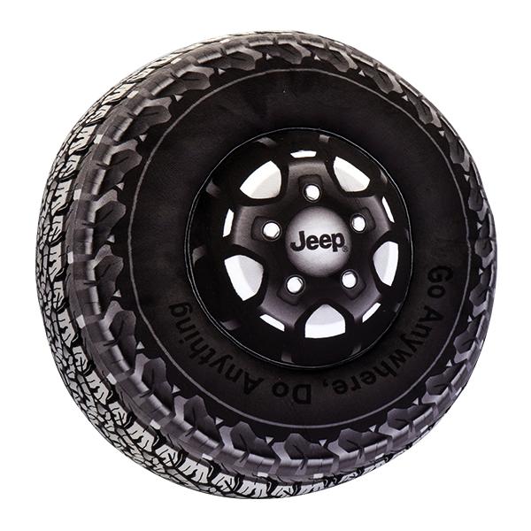 Jeep®Wrangler タイヤクッション