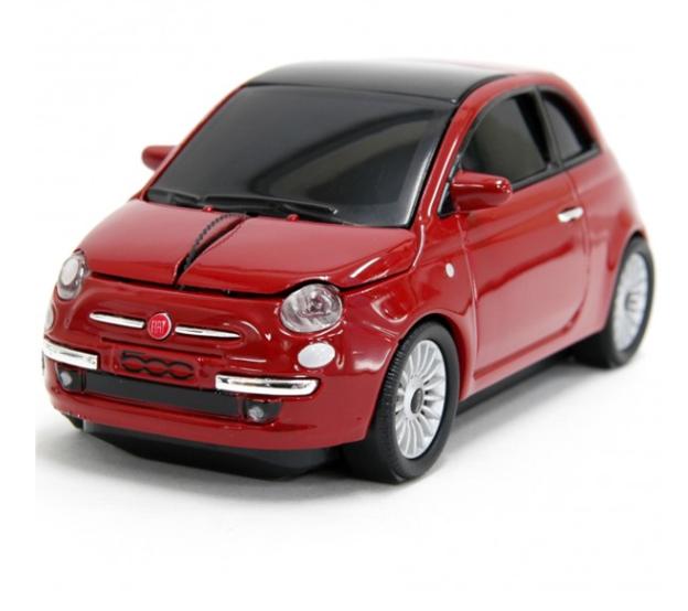 FIAT 500 ワイヤレスマウス