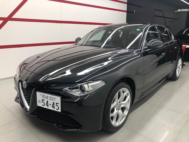 GIULIA 2.0 TURBO SPRINT