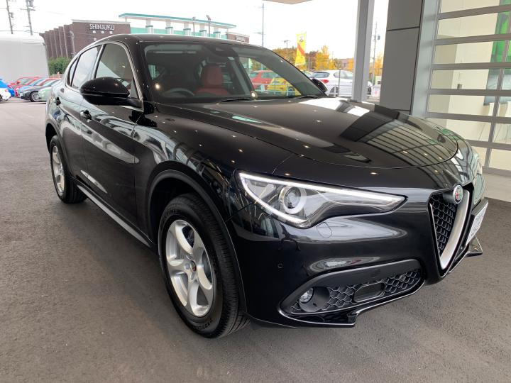 STELVIO 2.2 TURBO DIESEL Q4 SPRINT