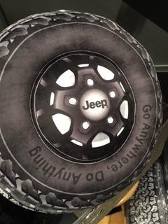 JL tire cushion