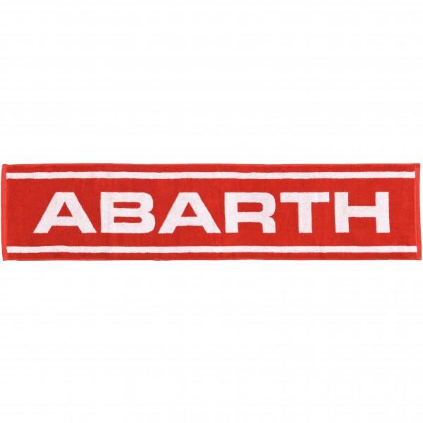 ABARTH スポーツタオル バンドロゴ