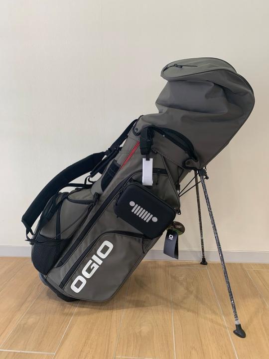 GolfCaddy Bag
