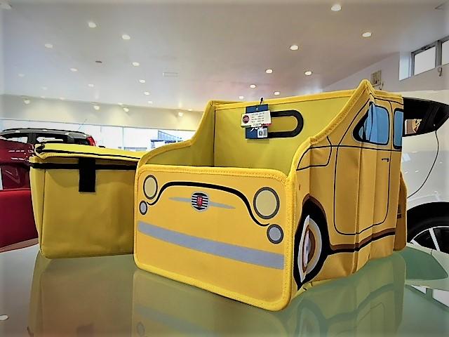 トランクオーガナイザー(クーラーボックス付き)