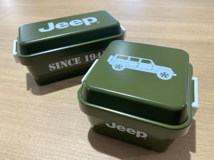 Jeep  お弁当箱