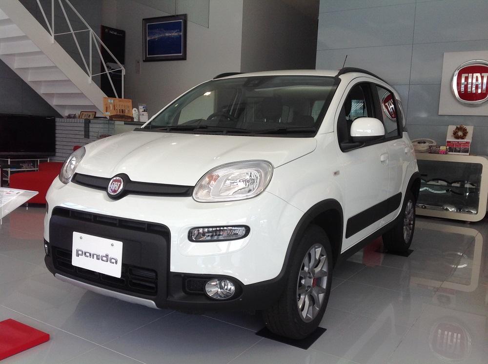 Panda 4x4 Italiana