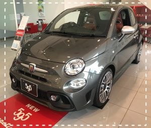 ABARTH 595 Turismo MT Limited
