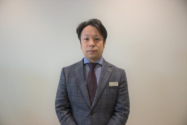 セールススタッフ/アクセサリーアンバサダー 土村 聡