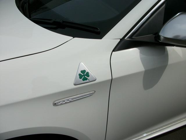 Giulietta Quadrifoglio Verde